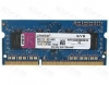 KINGSTON NB Memória DDR3 2GB 1066MHz CL7 SODIMM Single Rank x8